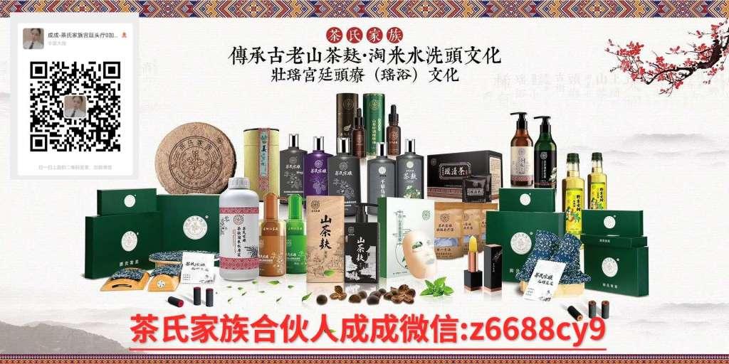 茶氏家族新品山茶麸原浆洗发乳怎么卖?多少钱一瓶?